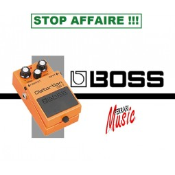 BOSS DISTORTION DS1 (F2)