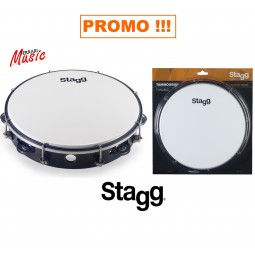 "TAMBOURIN ACCORDABLE 10"" (F1)"