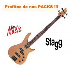 BASSE STAGG BC300-NS (F1)