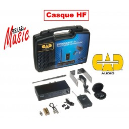 SYSTEME HF IN-EAR CAD AUDIO...